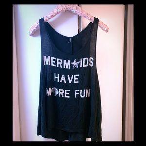 Triumph mermaid tank top